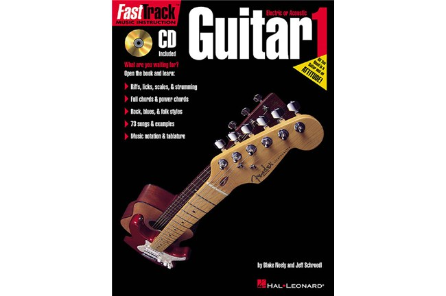FastTrack guitar book 1 Heid Music