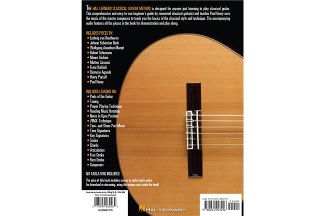 Hal Leonard Classical Guitar Method | Heid Music