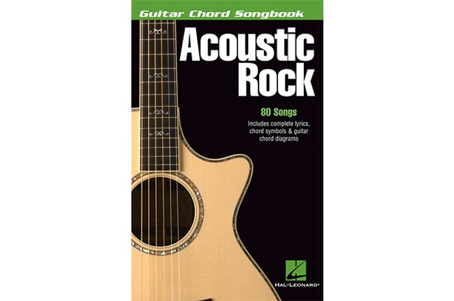 Acoustic Rock Guitar Chord Songbook