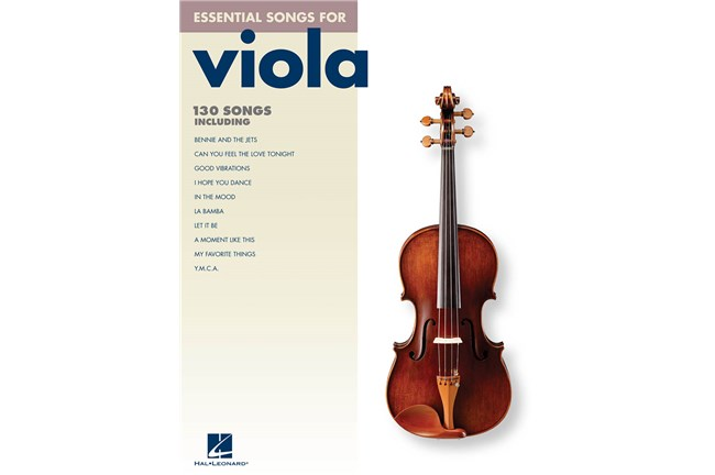 Essential Songs for Viola