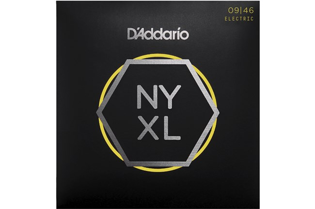 D'Addario Nickel Wound Guitar Strings