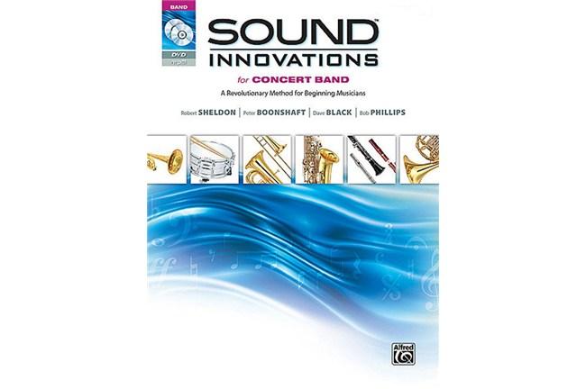 Sound Innovations for Concert Band Method Book heidmusic