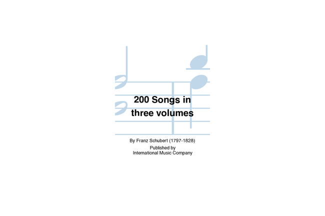 200 songs vol 3