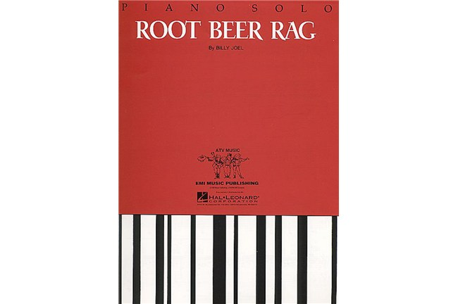 Billy Joel Root Beer Rag Piano Solo Heid Music