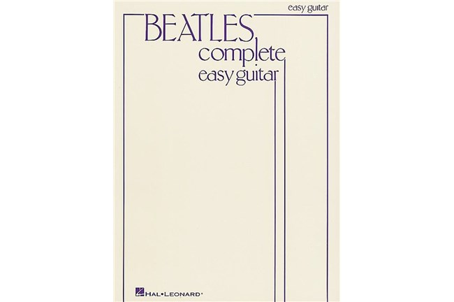 The Beatles for Easy Guitar heidmusic