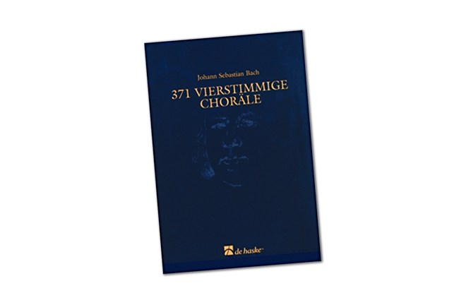 371 Vierstimmige Chorale Four-part chorales b flat treble clef