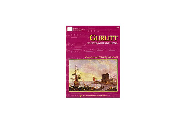 Gurlitt Selected Works for Piano