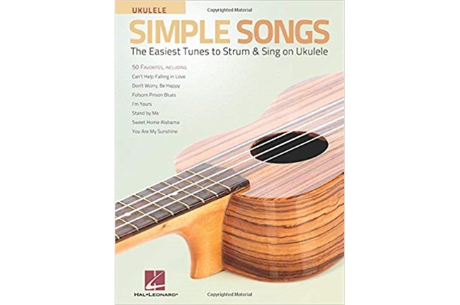 Simple Songs for Ukulele