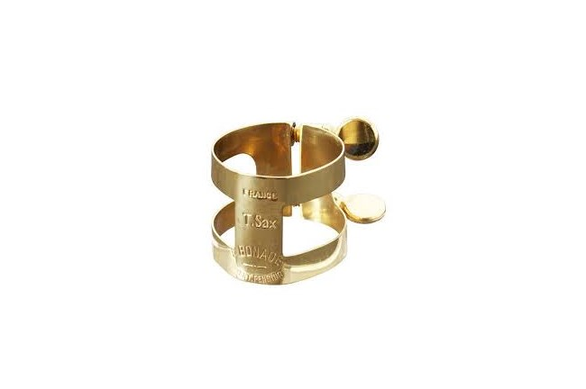 Bonade Tenor Sax Ligature Inverted (Lacquer)