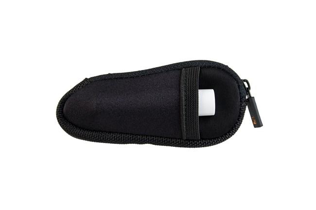 Black Protec Trombone//Alto Sax Neoprene Mouthpiece Pouch
