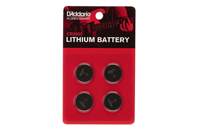 Planet Waves Lithium Battery Pack