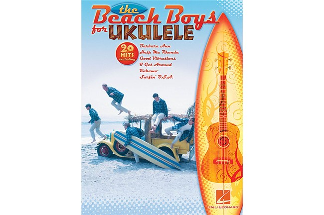 Beach Boys for Ukulele Music Book