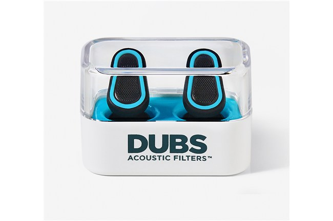 DUBS Acoustic Filters Earplugs