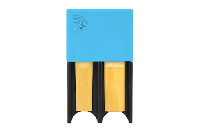 D'Addario Blue Reed Guard - Blue