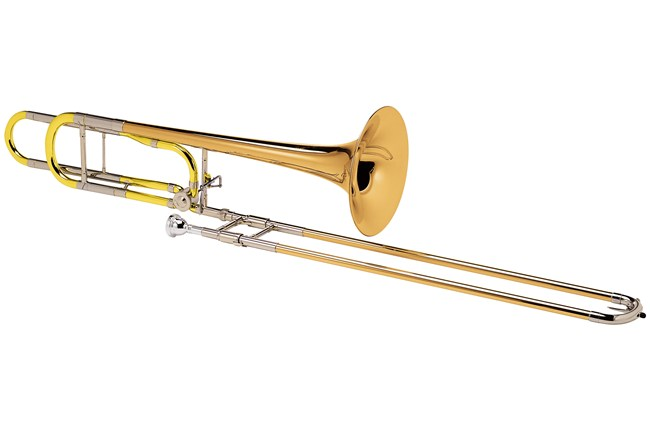 C.G. Conn 88HO Symphony Series Step-Up Tenor Trombone with F Attachment