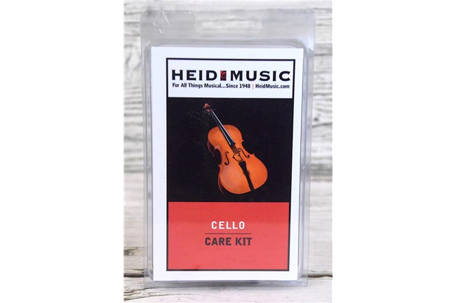 Heid Music Cello Care Kit