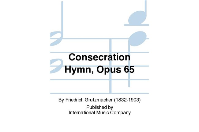 Consecration Hymn