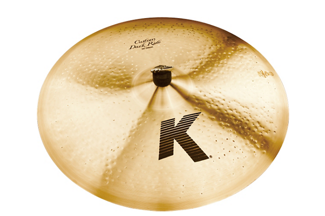 "Zildjian 22"" Custom Dark Ride Cymbal"