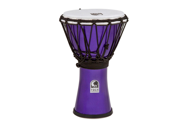 "Toca Freestyle Colorsound 7"" Djembe"