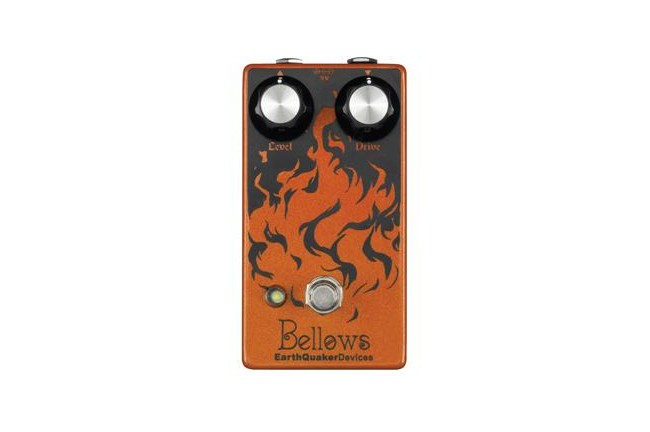 Earthquaker Bellows Fuzz Pedal
