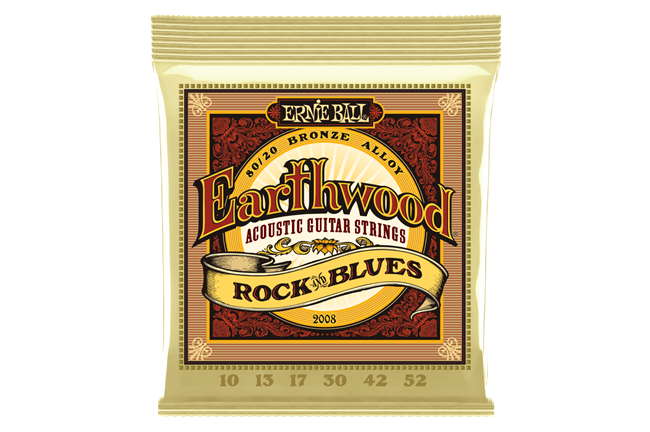 Ernie Ball 2008 Acoustic Strings