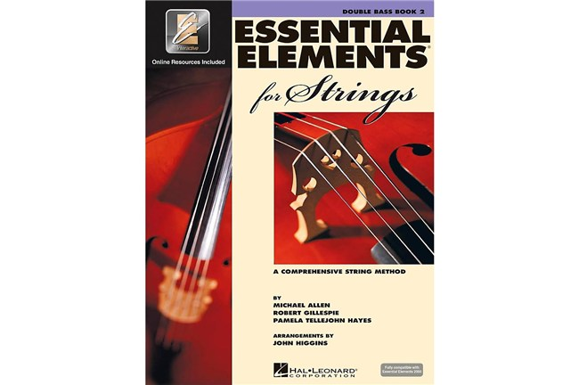 Essential Elements For Strings Double Bass Book 2