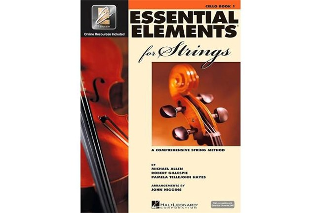 Essential Elements for Strings Cello Book 1