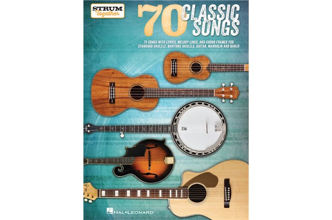 70 Classic Songs Strum Together