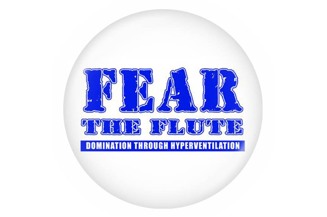 Fear the Flute Button