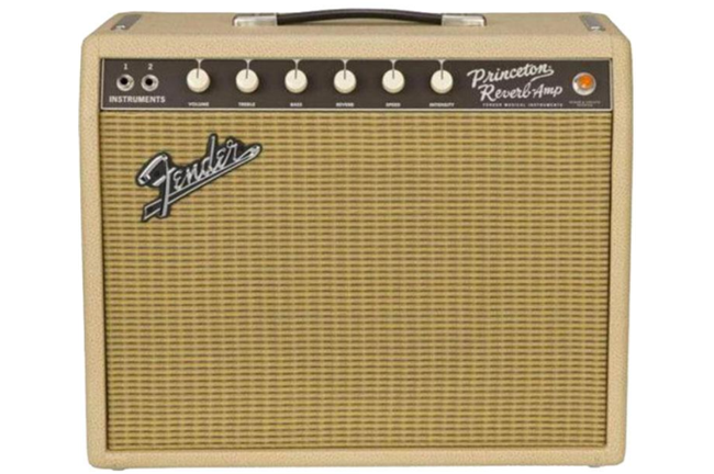 Fender Limited Edition 65 Princeton Reverb Tube Guitar Combo Amp