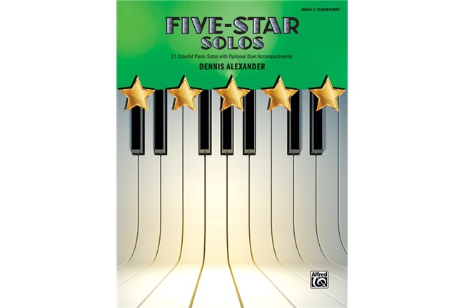 Five Star Solos Book 2