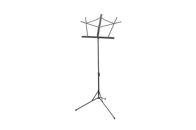 Adjustable Music Stand - Black
