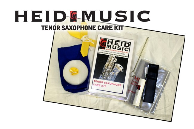 Heid Music Tenor Saxophone Care Kit