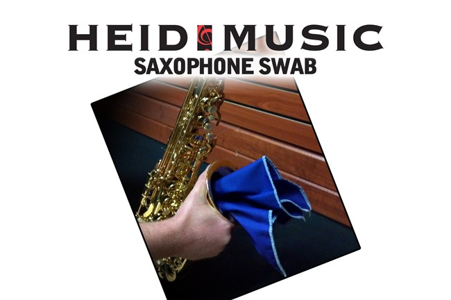 Saxophone Cloth Cleaning Swab