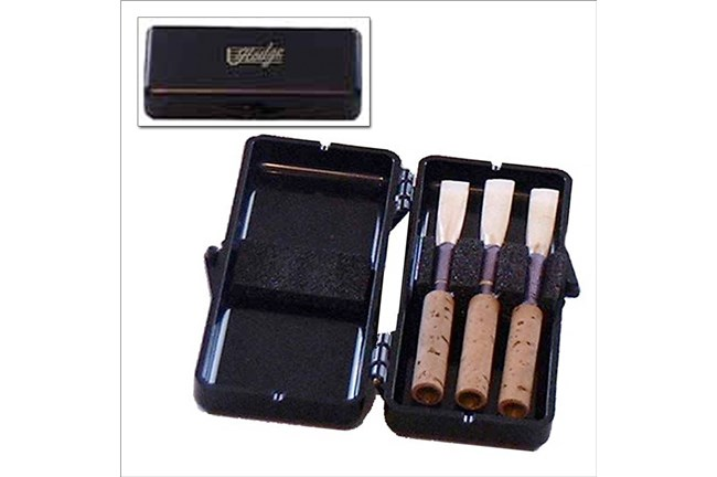 Hodge Oboe Reed Case (Holds 3 Reeds) | Heid Music