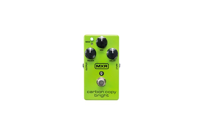 MXR M269 Carbon Copy Analog Delay