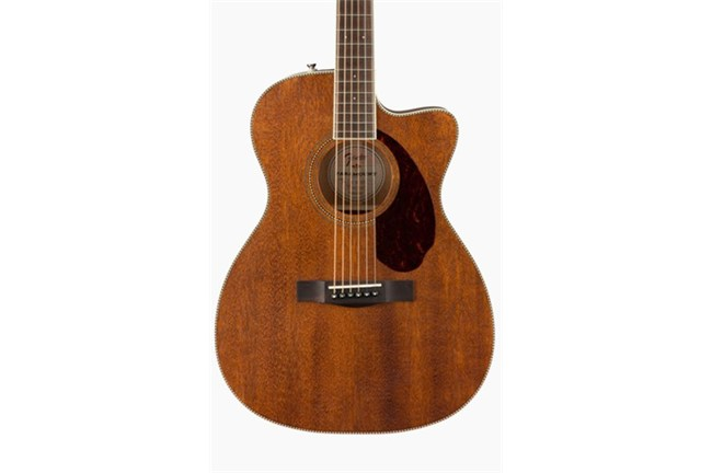 Fender Paramount PM-3 Triple-0 NE All Mahogany Acoustic-Electric Guitar