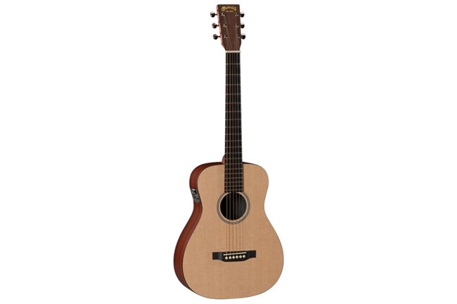 Martin LXME Acoustic-Electric Guitar front