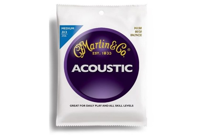 Martin M150 Acoutsic Guitar Strings