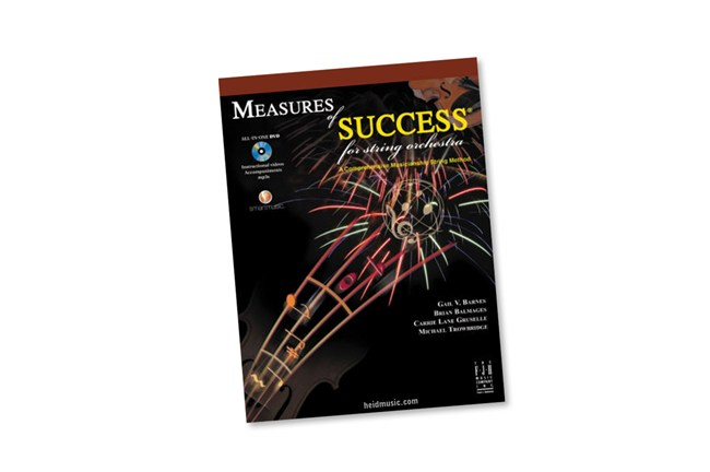 Measures of Success Viola Book 1 String Method FJH