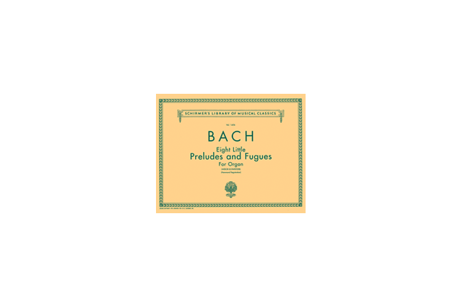 Organ Preludes and Fugues