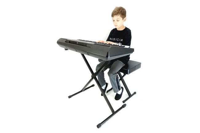 Yamaha Psre363 Keyboard Bundle 61 Keys Heid Music