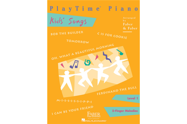 Faber PlayTime Kids Songs