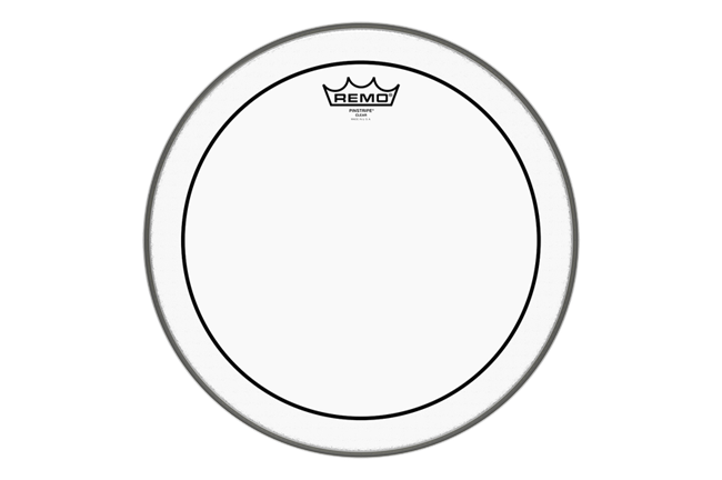 Remo Pinstripe Ambassador Clear Drumhead