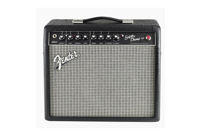 Fender Super Champ X2 Guitar Amplifier