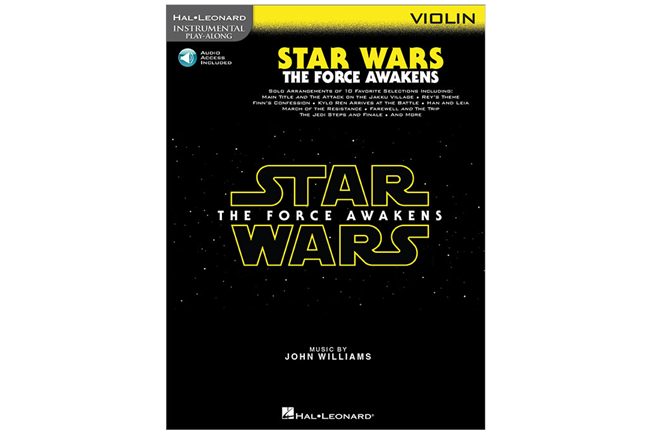 Star Wars: The Force Awakens (Violin)