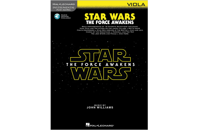 Star Wars: The Force Awakens (Viola)