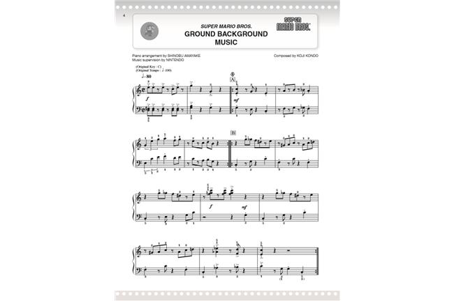 Super Mario™ Series - Easy Piano   Heid Music