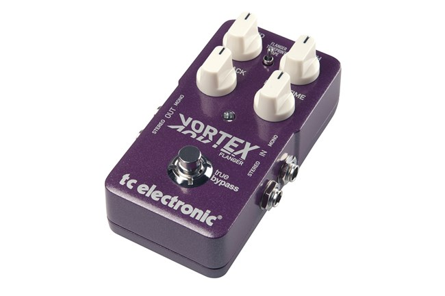 TC Electronic Vortex Flanger Guitar Effects Pedal _ 1