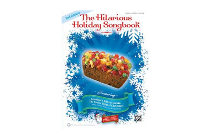 The Hilarious Holiday Songbook 2nd Edition heidmusic